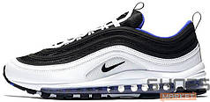 Женские кроссовки Nike Air Max 97 X Undefeated Black/White/Blue