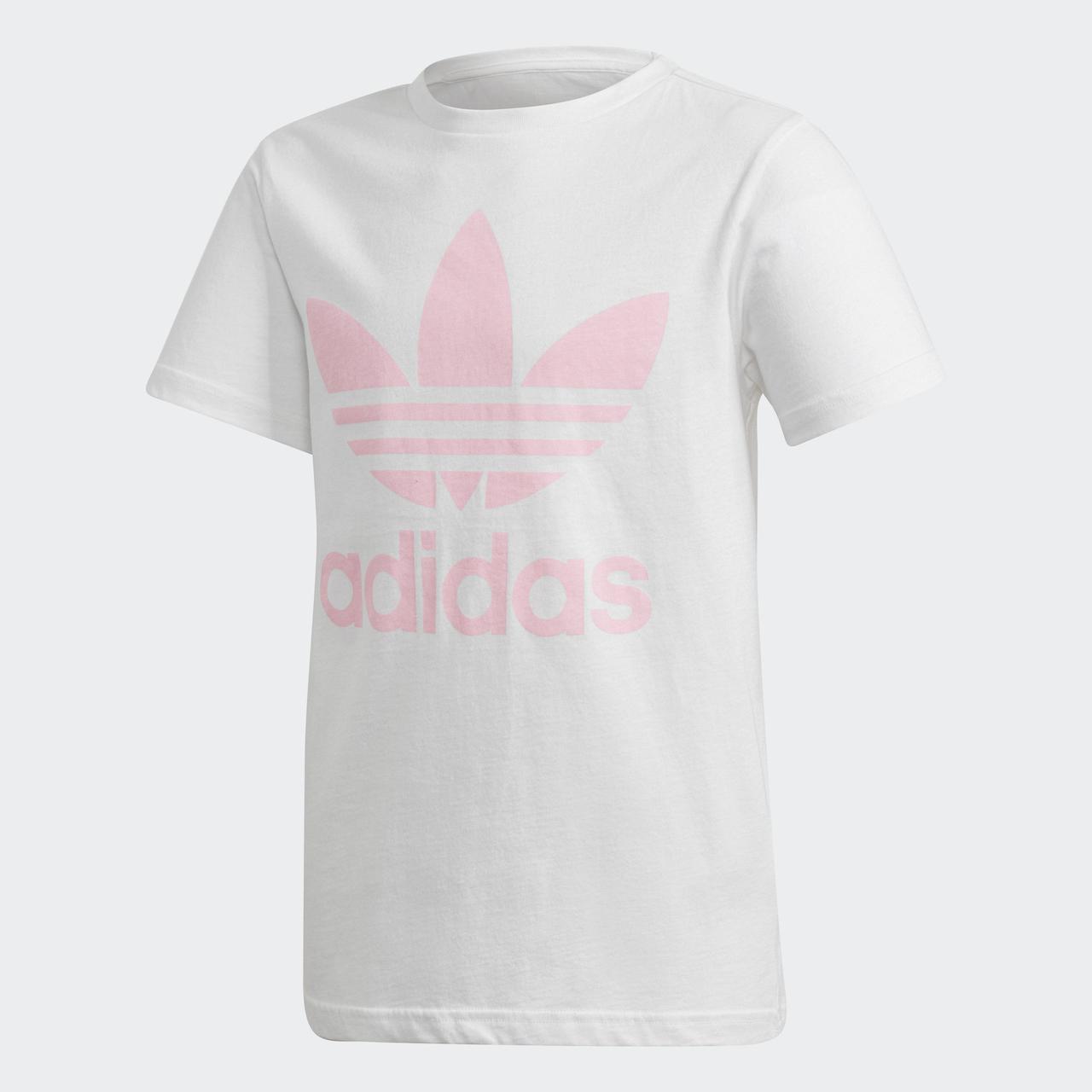 206b585b Детская футболка Adidas Originals Trefoil (Артикул: DH2475) -  Интернет-магазин «Эксперт