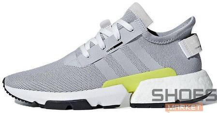 Женские кроссовки Adidas POD-S3.1 Grey Two B37363, Адидас ПОД-С3.1, фото 2