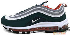 Женские кроссовки Nike Air Max 97 X Undefeated Green/Grey