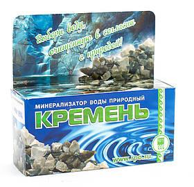 Минерализатор воды природный Кремень Активатор Арго 60 г Сибирь-Цео