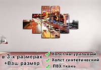 Модульные картины, на ПВХ ткани, 65x120 см, (18x18-2/40х18-2/65x18-2)