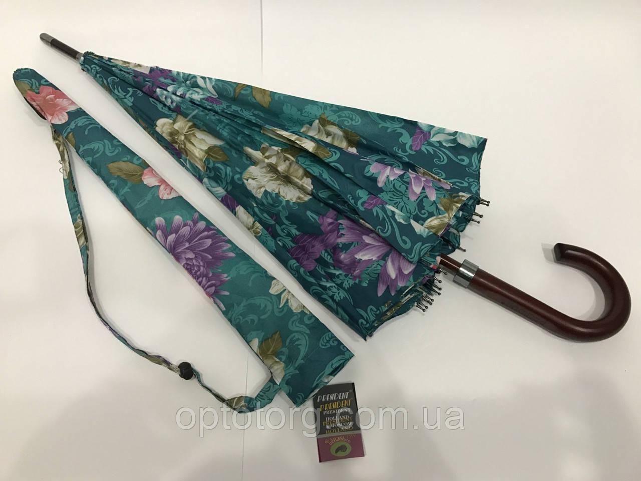 Зонт-трость женский арт. A135, фото 1