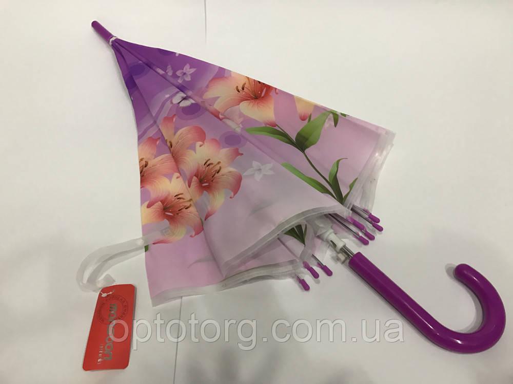 Зонт-трость женский арт. POE003, фото 1
