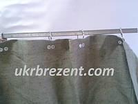 Брезентовые шторы в склад