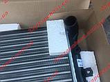 Радіатор охолодження Ваз 21073 ЛУЗАР інжектор (алюмінієвий) (LRc 01073), фото 2