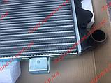 Радіатор охолодження Ваз 21073 ЛУЗАР інжектор (алюмінієвий) (LRc 01073), фото 4