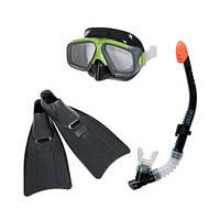 Набор (маска, трубка, ласты) Intex 55959