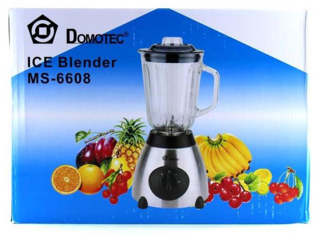 Блендер Domotec MS-6608