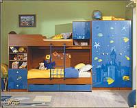 Сборка и разборка детской мебели