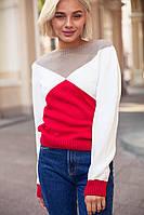 Хлопковый свитер Estilo Diani
