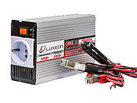 Инвертор напряжения 12-220В Luxeon IPS-600S 300Вт