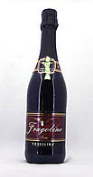 Вино ігристе Fragolino Novellina Rosso