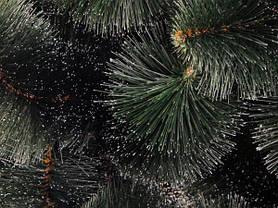 """Сосна искусственная темно-зеленая """"Заснеженная"""" высота 2,50 м. , фото 2"""
