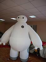 Надувной костюм (пневмокостюм, пневморобот) Бэймакс, фото 1