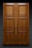 Двери из натурального дерева и МДФ