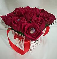 Букет из конфет Розы