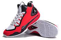 Баскетбольные кроссовки Nike Air Jordan Super Fly 2 PO red