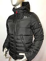 8883953abc8 Мужская демисезонная куртка Under Armour из плащевки копия
