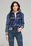 Женские джинсовые куртки: новые модели сезона 2018