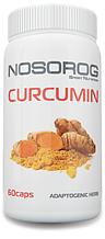 Экстракт куркумы в капсулах NOSOROG Nutrition Curcumin 60 caps