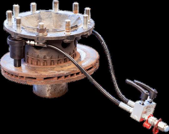 Инструмент для снятия плавающих тормозных дисков Volvo, Renault, DAF, VIGOR, V3678, фото 2
