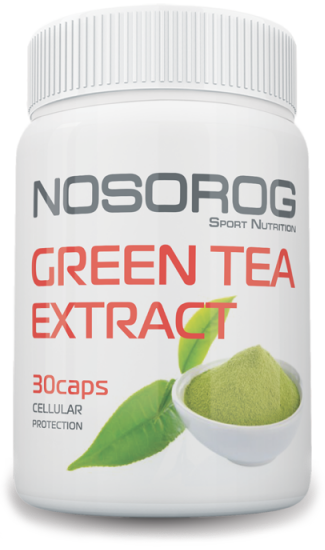NOSOROG Nutrition Green Tea Extract 30 caps