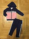 Спортивный костюм для девочек LEMON TREE 1-5 лет., фото 2