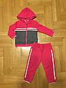Спортивный костюм для девочек LEMON TREE 1-5 лет., фото 3