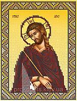"""Схема для вышивки """"Христос Царь иудейский"""""""
