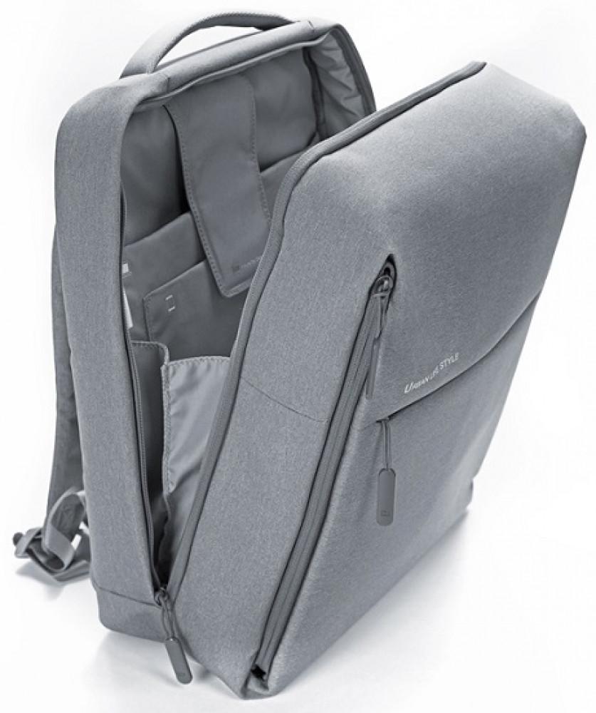Xiaomi Urban Life Style (Black) (Gray) Original Рюкзак