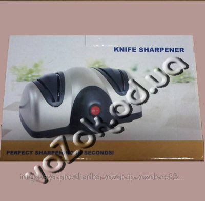 Электрическая точилка для ножей электроножеточка Lucky Home Electric Knife Sharpener MDQ-3002 (аналог)