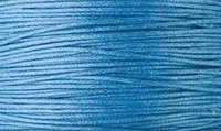 Вощенный шнур бирюза  (примерно 400 м)