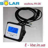 Контроллер Nowosolar PK-06 (на 1 вентилятор и 1 насос)
