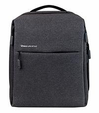 Xiaomi Urban Life Style (Black) (Gray) Original Рюкзак, фото 3