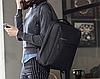 Xiaomi Urban Life Style (Black) (Gray) Original Рюкзак, фото 4
