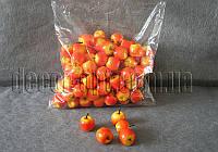 Яблоко красно-желтое d 3.5 см 95-100 шт