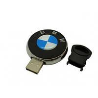 USB зажигалка без огня с лого BMW - оригинальные зажигалки