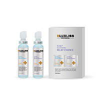Эссенция Luxliss Dry Scalp Rejuvenating Relief омолаживающая для кожи головы 30 мл х 2