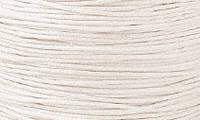 Вощенный шнур молочный (примерно 80 м)