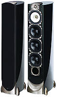 Акустическая система Paradigm Reference Studio 100 v.5 Hi-End FloorStanding Loudspeaker Black Ash High Gloss Black, чёрный рояльный лак