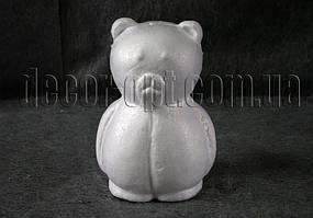 Медведь пенопластовый 14 см