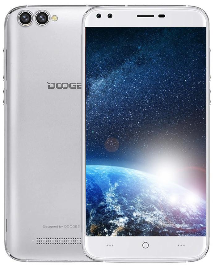 Doogee X30 Silver+подарки чехол и защитная пленка