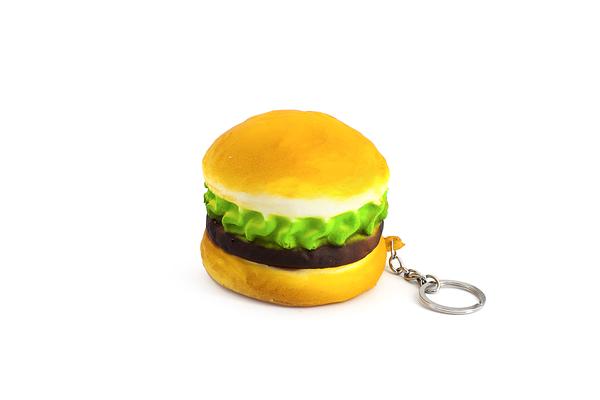 """Игрушка - Антистресс с ароматом """"Squishy Гамбургер"""" , фото 2"""
