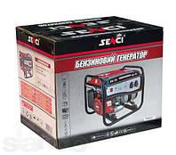 Генератор бензиновый SENCI SC6000-Е (5.0-5.5кВт), эл.с