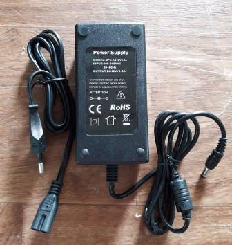 Блок питания (адаптер) 12V 120W-10А , фото 2