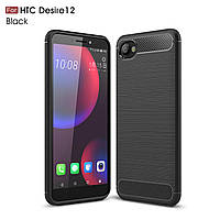 TPU чехол iPaky Slim Series для HTC Desire 12 Черный