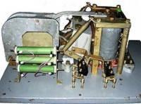Контактор КП 207 (КП 7) Контактор постоянного тока серии КП 207