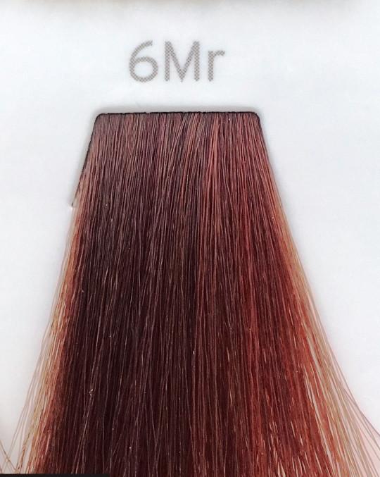 6Mr (темный блондин мокка красный) Стойкая крем-краска для волос Matrix Socolor.beauty,90 ml
