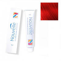 Крем-краска для волос Nouvelle Hair Color 065 красное дерево 100 мл